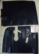 Serie sopra tappeti in gomma nera OM40