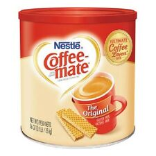 Nestle Coffee mate Original Powdered Creamer 56 oz - Gluten free, Kosher - NEW