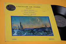 XENAKIS 2LP L'OCTUOR DE PARIS ORIG FRANCE '70 EX GATEFOLD LAMINATED CONTEMPORARY