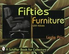 Fifties Furniture (Schiffer Book for Collectors), Arts & Photography, Furniture,