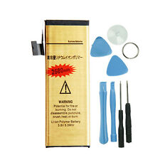 2680mAh High-Quality Battery for iPhone 5 Gold + Tools
