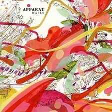 Walls by Apparat (Germany) (CD, May-2007, Shitkatapult)