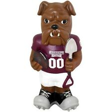 Mississippi State Bulldogs Collegiate NCAA Garden Outdoor Mascot Hail State Fan