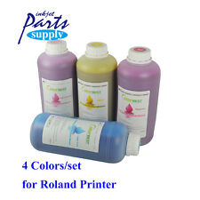 4Colors CMYK Roland Printing Ink Eco Solvent Ink 1000ml for RS640/SP540/VP540