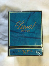 Climate Lancome 14ml/0.5oz Parfum Authentic Vintage Sealed Box