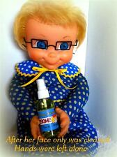 Mrs Beasley Vintage Vinyl Doll AWESOME CLEANER All Surfaces Doll Doctor's Secret