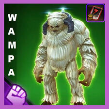Wampa-Tierführer-Lizenz SWTOR T3-M4 Server Star Wars Old Republic Gefährte