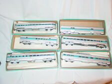 Athearn HO Scale Train 6pc Baltimore Ohio Passenger Car Set