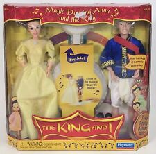 THE KING AND I MAGIC DANCING ANNA AND THE KING NRFB