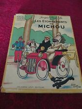 LES ETONNEMENTS DE MICHOU