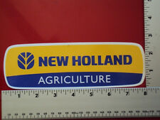 New Holland sticker decal Agriculture Tractor IMCA NHRA USRA