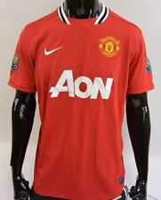 2011-12 NIKE Manchester United Home Shirt  SIZE L (adults)