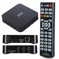 MX Android 4.2 Dual Core Smart TV Box XBMC 1080p Media Player Network Streamer