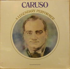 SEALED RCA MONO Red Seal LP CRM1-1749 CARUSO A Legendary Performer Enrico Caruso