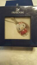 SWAROVSKI crystal  Hello Kitty Pink/crystal Pendant Necklace 1141755
