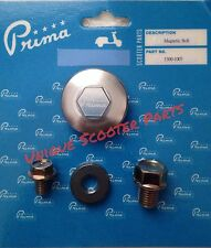 Scooter GY6 150cc High Quality Prima Magnetic Oil Drain Kit; Genuine, Kymco