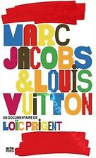 Marc Jacobs & Louis Vuitton NEW NTSC Documentary DVD