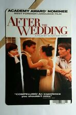 AFTER THE WEDDING SUSANNE BIER PHOTO MINI POSTER BACKER CARD (NOT a dvd movie)