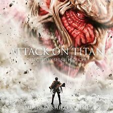 ORIGINAL SOUNDTRACK (MUSIC BY SHIRO SAGISU)-SHINGEKI NO KYOJIN-JAPAN CD F25