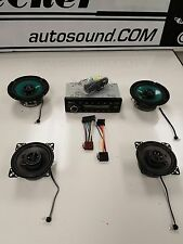 Mercedes Benz 123 chassis E class 1981-1982 Upgrade Bluetooth/AUX sound system