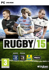 Rugby 2015 PC IT IMPORT BIGBEN INTERACTIVE