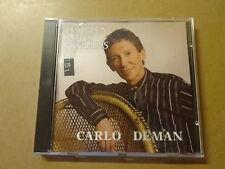 CD / CARLO DEMAN: LES PLUS BEAUX REFRAINS DE