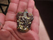 "Universal Studios The Wizarding World Harry Potter 1 3/4"" Gryffindor Crest Pin"