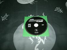 Rare Midnight Club 3: Dub Edition Promo DVD For Microsoft Xbox And Sony PS2
