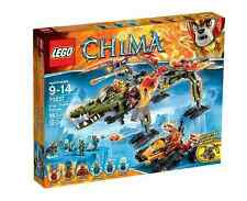 LEGO® Legends of Chima 70227 König Crominus' Rettung NEU OVP NEW MISB NRFB