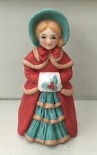 Mrs Notfel /Colonial Village Lefton Figurine/ 06735/Accessories
