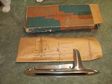 NOS GM ACCESSORY 51 52 CHEVROLET GAS DOOR GUARD