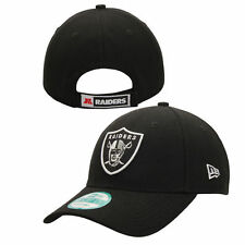 Oakland Raiders NFL Football New Era 9forty Cap Kappe Klettverschluß verstellbar