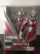 Bandai S.H. Figuarts Ultraman Jack Action Figure New Rare Japan Import