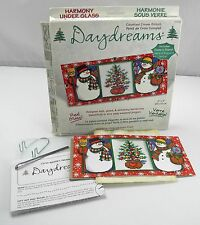 Daydreams Counted Cross Stitch Christmas Tree-Finished, Unassembled Complete Pkg