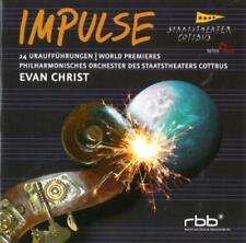 Evan Christ - Impulse-24 Uraufführungen (OVP)