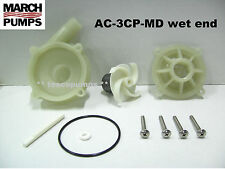 March pump parts  AC-3CP-MD wet end only  Cruisair  PMA500  PMA500C