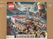 Lego Game 50011 The Battle of Helm's Deep - Brand New + Free Worldwide Shipping