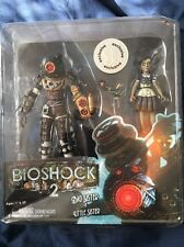 Bioshock 2 Big Sister & Little Sister 2 Figure pack  Exclusive Toys R Us Sealed