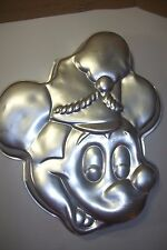"Wilton Mickey Mouse cake pan 14 1/4"" x 12"" x 1 3/4"""