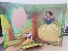 Barbie Walt Disney's SNOW WHITE AND THE SEVEN DWARF'S 1997  #17761  NRFB (A117)