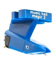 Music Hall Magic 2 Phono Cartridge by Ortofon with replaceable elliptical stylus