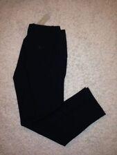 J Crew Petite Eaton Boy Trouser Bi-Stretch Wool Black $148 0P P0 NWT 05546