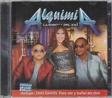 2 CD's 1 DVD Alquimina CD La Sonora Del XXI En Vivo BRAND NEW !