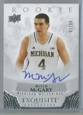 2013-14 Exquisite Collection Basketball Mitch McGary Auto Rookie Card # 2/99