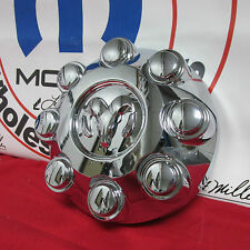 Dodge Ram Truck 2500 3500 Chrome Center Hub Cap Wheel Cover Mopar OEM