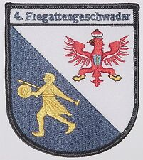 Aufnäher Patch Marine 4. Fregattengeschwader Wilhelmshaven ........A4507