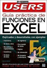 Microsoft Excel XP Guia Practica de Funciones: Users Express, en Espan-ExLibrary