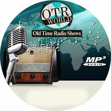 The Black Museum (BBC) OTR Old Time Radio Show MP3 On CD 53 Episodes