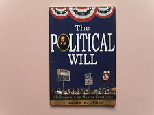 The Political Will by Laura S. Conte - Inscribed to Andrew Cuomo - 1st ed.,2004