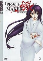 Peace Maker Kurogane - Vol. 2 Anime ( Anime auf Deutsch ) DVD NEU OVP
